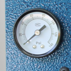 One-Ton Air PSI Gauge