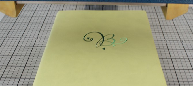 What is Foil Stamping?